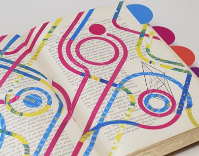Five Senses - Altered Book
