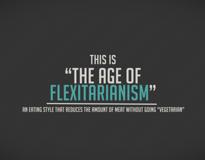 The Age of Flexitarianism