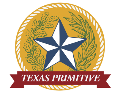 Logo Design for Texas Primitive