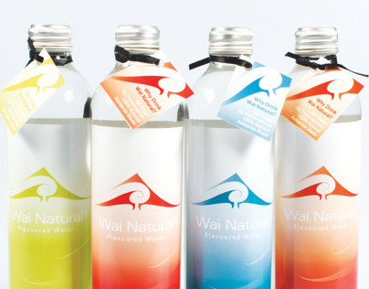 Wai Natural Flavoured Water