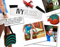 Ivy Glass Fashion Designer