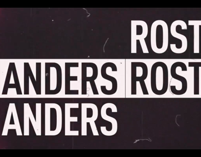 ANDERS ROSTAD // 2012 REEL