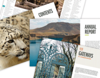 Wildlife Conservation Society Annual Report
