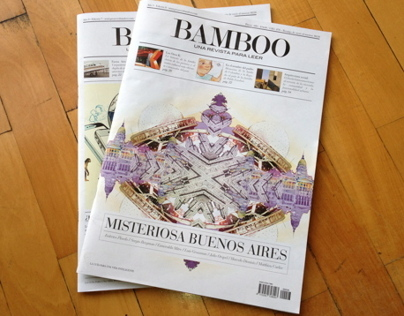 Bamboo Magazine 8th Issue
