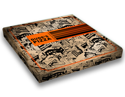 PIZZA BOX DESIGN