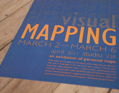 Visual Mapping Poster