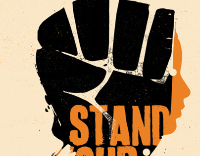 Stand Our Ground | Print Release
