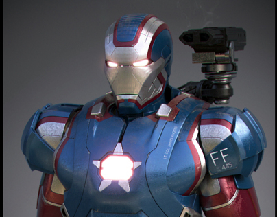 The Iron Patriot