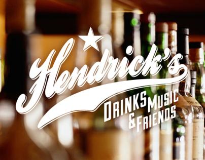 HENDRICKS Bar