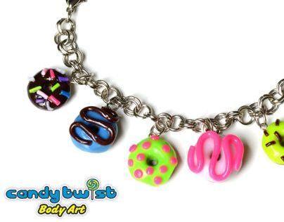 Hand Crafted Charm Bracelets & Bangles