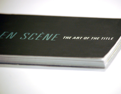 En Scene: The Art of the Title