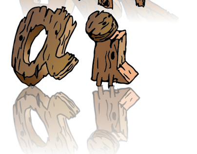 Wood vector type