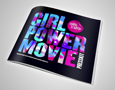 Girl Power Movie (Brochure)
