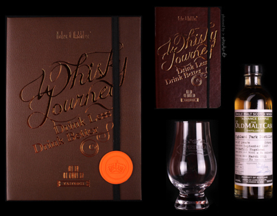 Notes & Dabbles® | Product Shot (WhiskySet X SPIRITECA)