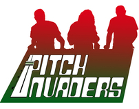 The Pitch Invaders (green screen test)