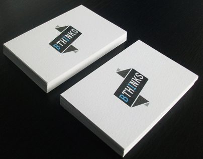 Corporate Identity of BThinks