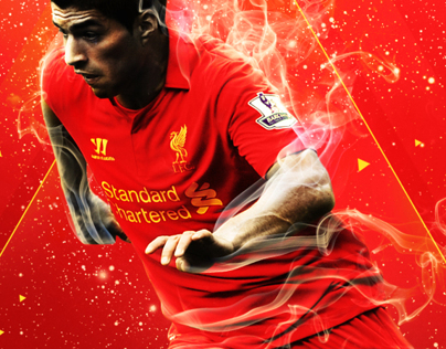 Light & Dark - Luis Suarez