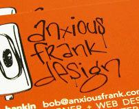 anxious frank design