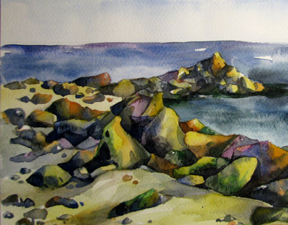 Watercolours 2
