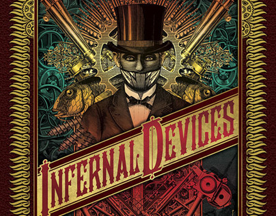 Steampunk covers