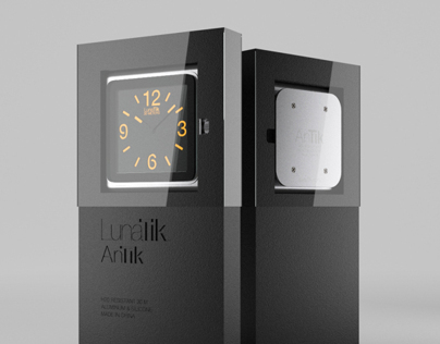 LUNATIK Packaging