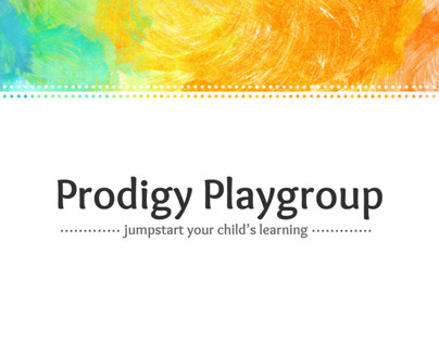 Business Branding // Prodigy Playgroup // 12