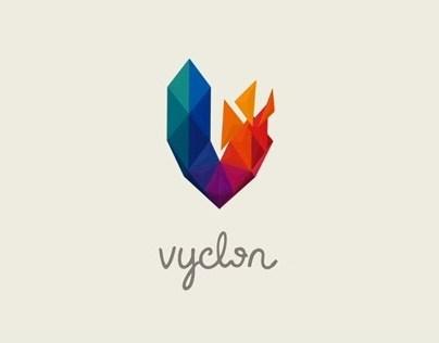 Vyclone Logo Animation