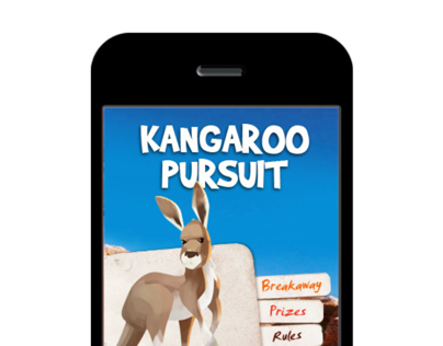 Tourism Australia - Kangaroo Pursuit (Proposal)