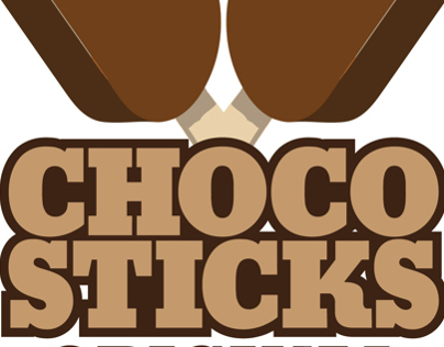 Choco Sticks Logo/Illustrations