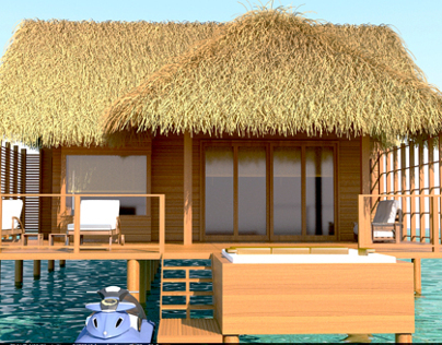 Bungalow Project on The Sea