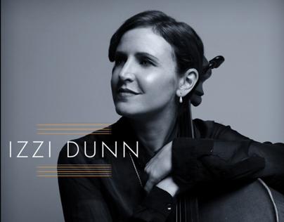 Soul Singer Izzi Dunn Image Campaign