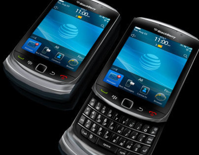 BLACKBERRY TORCH A.R.
