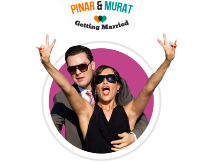 Pini&Muri Wedding Web Site