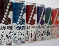 Atom Energy Drinks