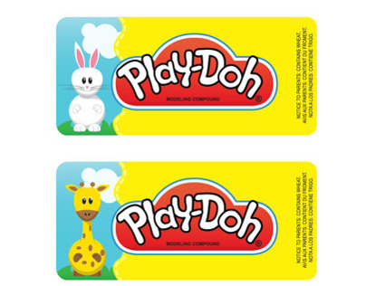 Empaque Play-Doh