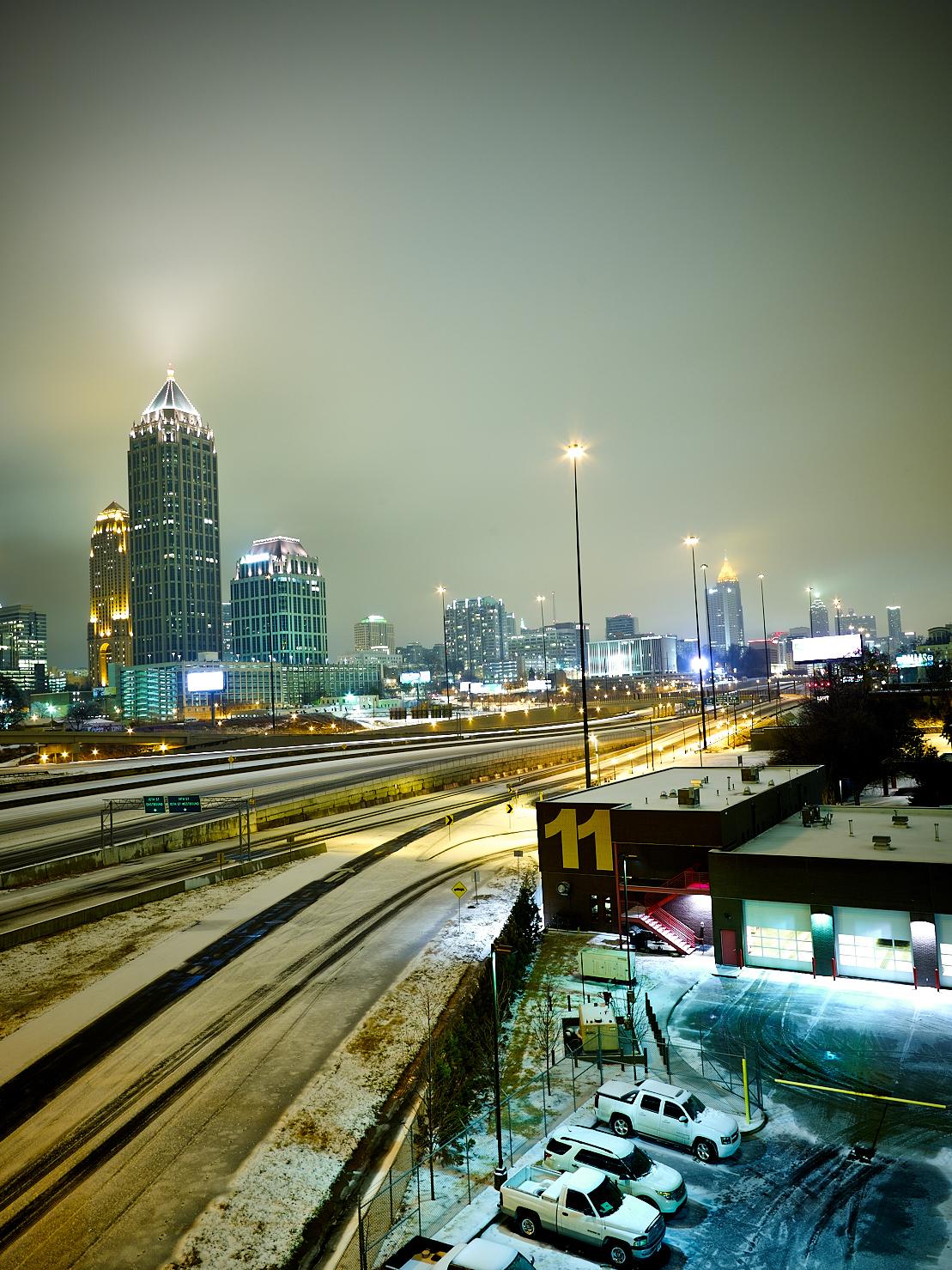 Snowpocalypse Atlanta - 2014