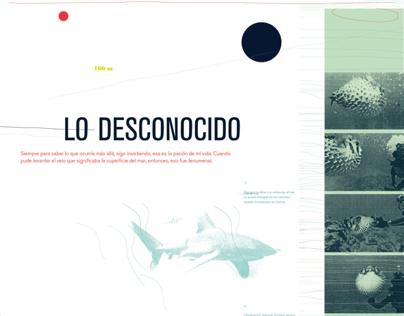 Editorial Jacques Cousteau