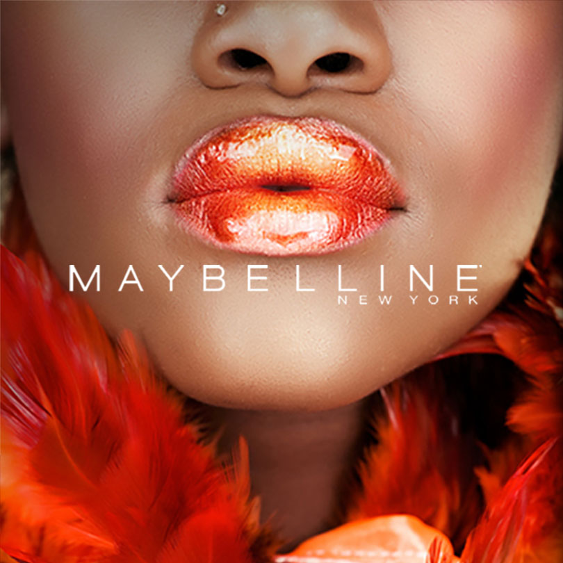 Maybelline facebook design