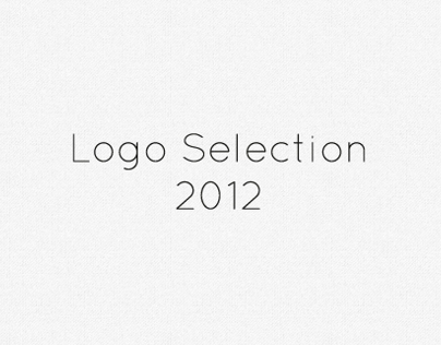 Logo Selection 2012