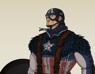 THE AVENGERS: Concept Characters Design
