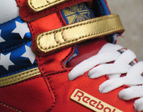 Reebok Freestyle: Super Heroine (Wonder Woman)