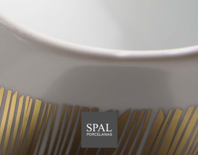 GRAPHIC DESIGN - SPAL Porcelanas