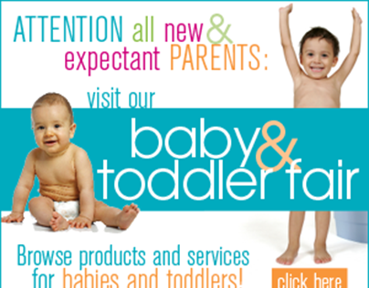 2013 Baby & Toddler Fair