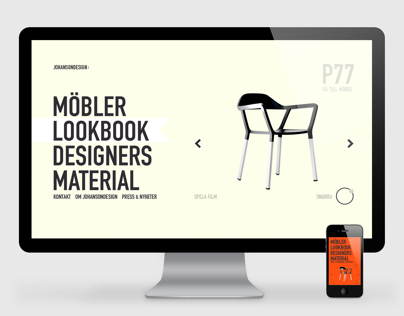 Johanson Design / WEB