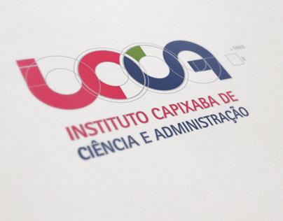 ICCA - Desenvolvimento da Identidade Visual