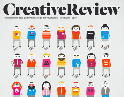 Creative Review, January 2013 issue