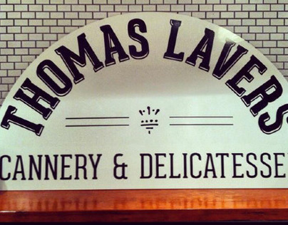 THOMAS LAVERS BRANDING