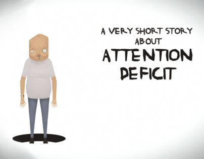 A Very Short Story About Attention Deficit