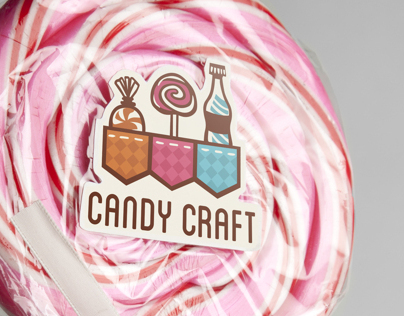 Candy Craft Branding