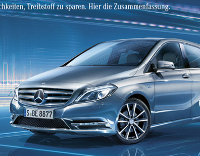 Mercedes-Benz BlueEFFICIENCY Brochure 2011